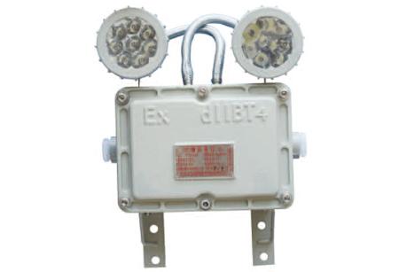 一类为仅适宜于安装在非可燃表面的灯具.