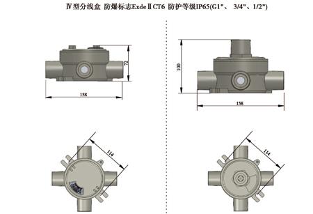 北京防爆管件